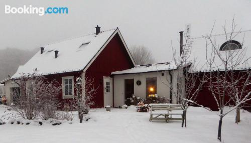 Cozy home for 2 in superb location of Förslöv
