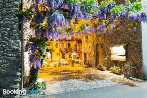 Villa di Tirano apartment. For two people