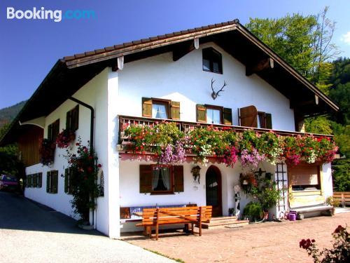 Home in Berchtesgaden for 2 people