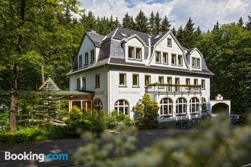 Apartment for two people in Annaberg-Buchholz with terrace