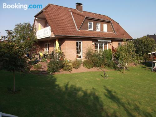 Place for 2 people in Bad Driburg. 38m2!