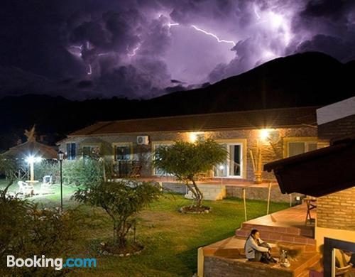 Apartamento con terraza y conexión a internet en Capilla del Monte ideal parejas