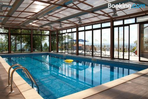Arbanasi from a perfect location with swimming pool and terrace