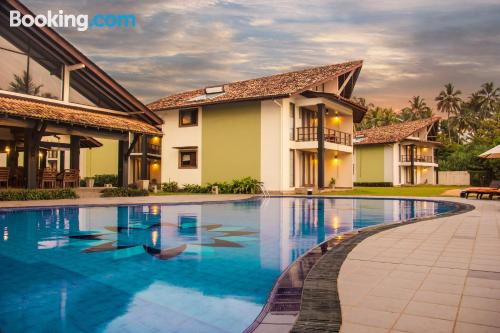 Home in Kalutara with air-con