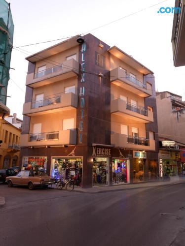 Apartamento con terraza en zona centro de Tripolis