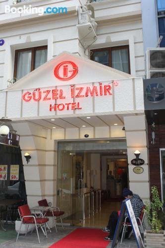 Izmir best location! Air-con!