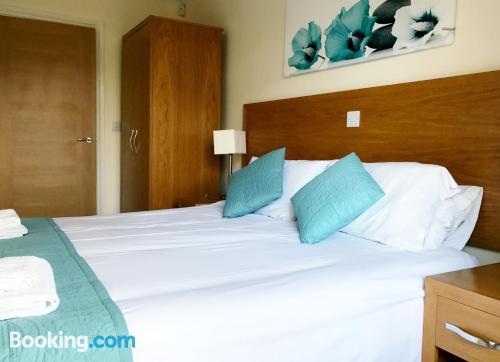 2 room apartment. Enjoy your terrace