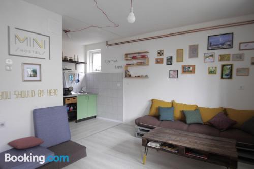 Small studio in central location