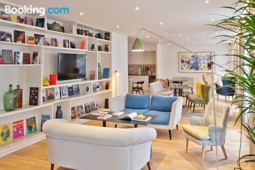 Apartamento de 35m2 en Bruselas con conexión a internet