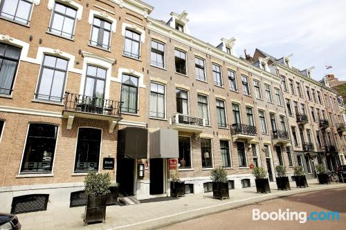 Apartment in Amsterdam with terrace