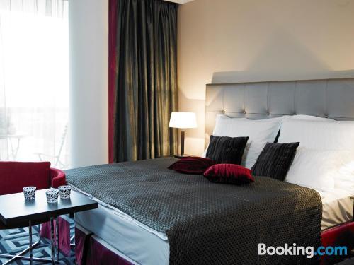 1 bedroom apartment in Budapest. Sleeps 2 people