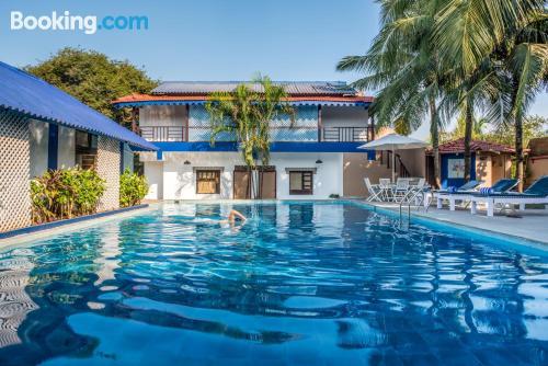 Apartamento de una habitación en zona increíble con piscina