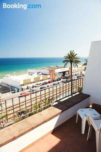 Place with terrace in superb location of Badalona