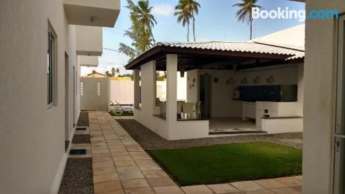 Porto de Galinhas apartment. Be cool, there\s air-con!