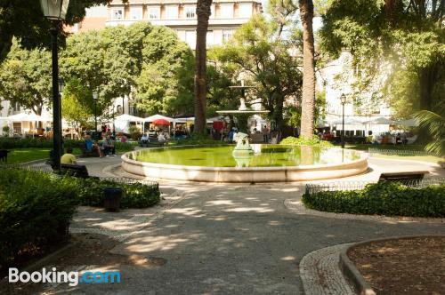 Apartamento cuco en Lisboa.