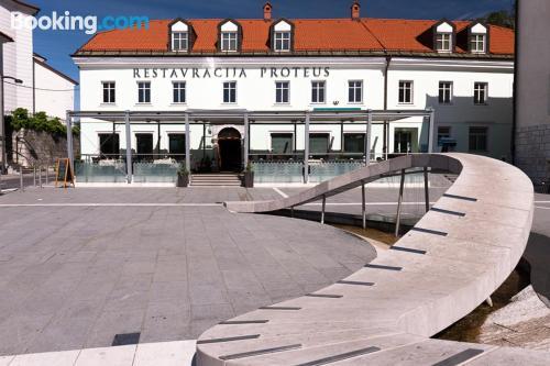 Apartamento para cinco o más en Postojna con terraza