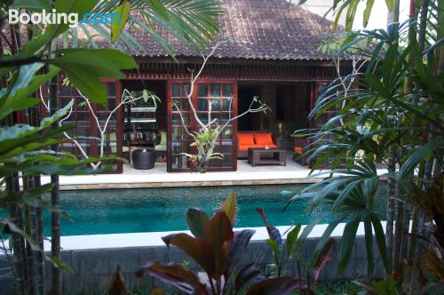 47m2 home in Ubud with terrace