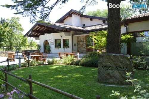 Home for two people in Capriva del Friuli. Cute and in superb location