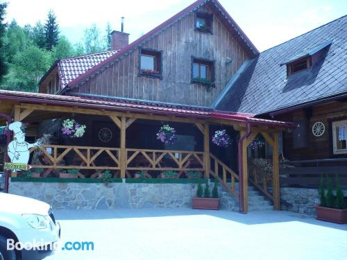 Cute studio with terrace