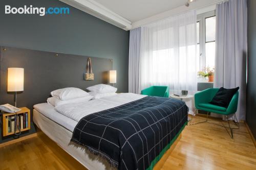 Apartamento pequeño en Estocolmo