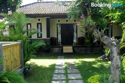 Terrace and internet apartment in Legian. Cozy and in perfect location