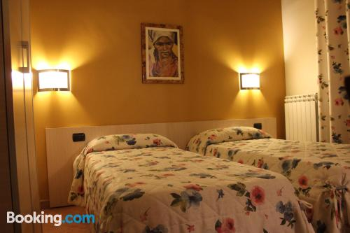 Place for 2 in Gravina in Puglia with heating and wifi