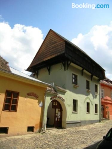 1 bedroom apartment. Sighisoara is waiting!.