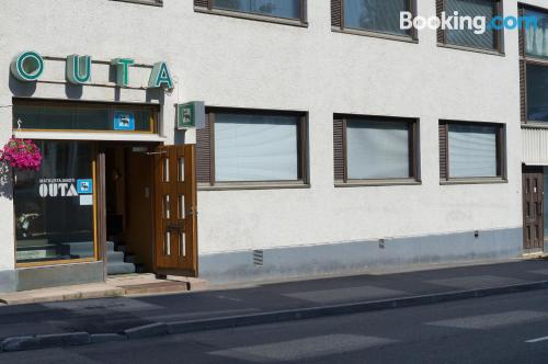 Apartment for 2 in Rovaniemi with wifi