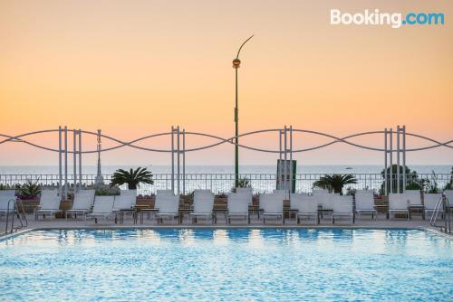 Place for two people in Ashkelon with heat
