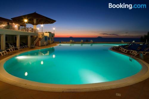 Apartamento en Gioiosa marea ¡Con terraza!