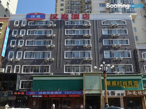 Apartamento con wifi en Harbin