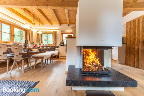 Grandioso apartamento ideal para cinco o más en Fieberbrunn