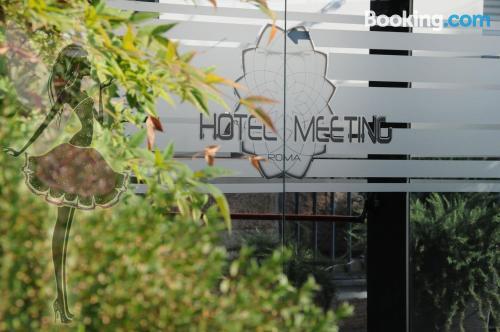 Apartamento con todo en Ciampino con calefacción y wifi