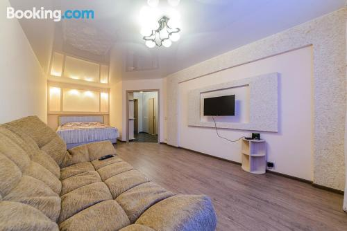 Apartment in Kirov with heating