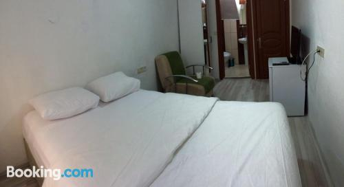 Ideal one bedroom apartment. For 2 people