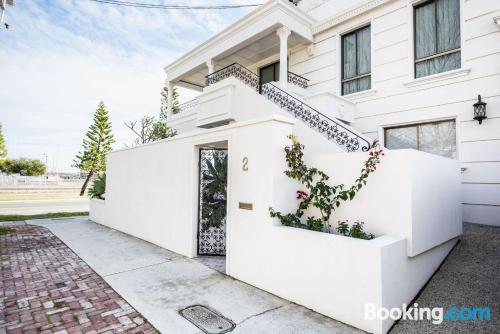 Apartment in Fremantle with air