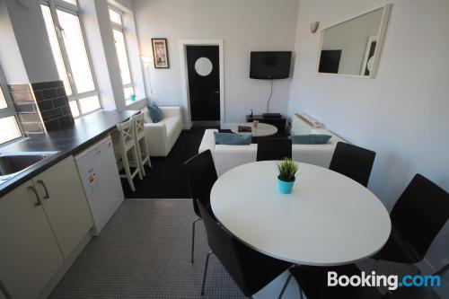 Apartamento de 62m2 en Dublín con calefacción y wifi