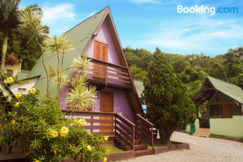 Child friendly apartment in Florianópolis perfect for two