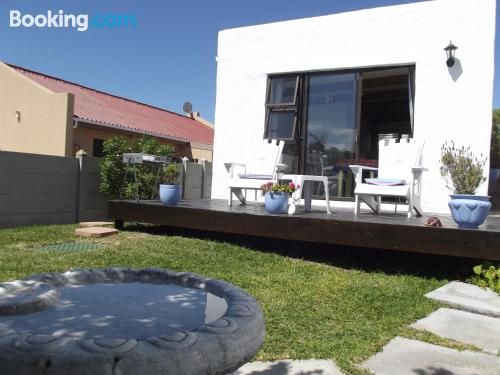 Great 1 bedroom apartment in incredible location of Agulhas