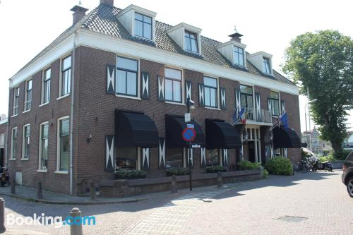 Apartment for 2 people in Uithoorn. 30m2!