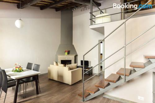 Cómodo apartamento en Roma, en zona céntrica