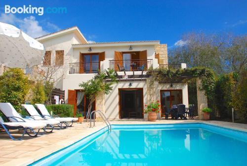 Home in Kouklia. Enjoy your terrace