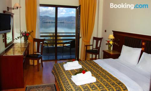 Home for two in Kastoria. Air!