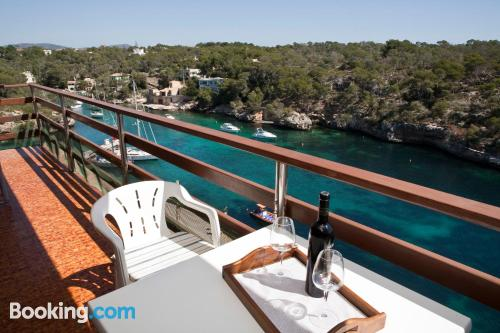 City-center place. Cala Figuera at your hands!