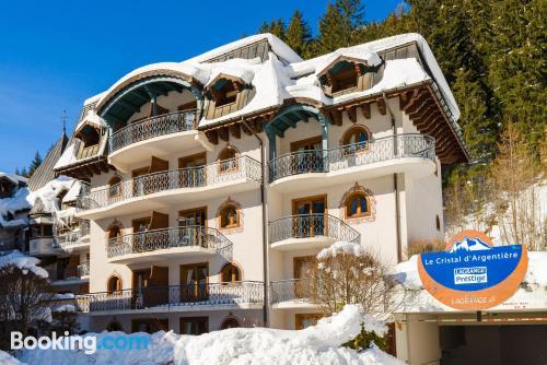 Apartamento perfecto en Chamonix-Mont-Blanc