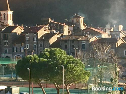 75m2 apartment in Isolabona with heat