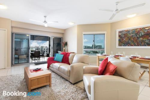 Apartamento con piscina en Darwin
