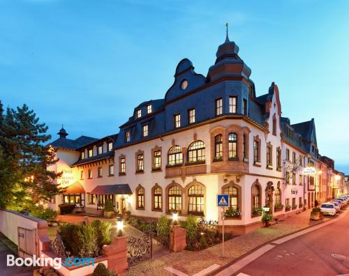 Apartment for two in Trier with heating