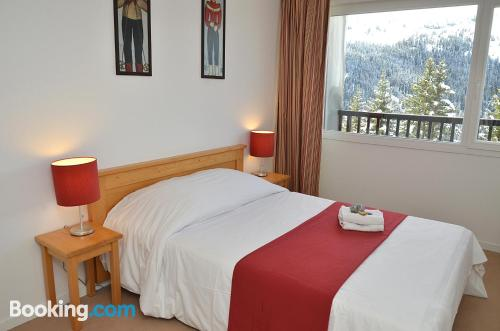 Experience in Flaine great for families!