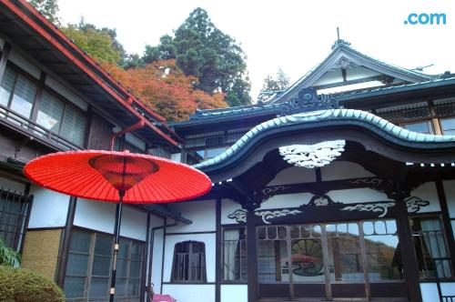 Apartment in Hakone with terrace